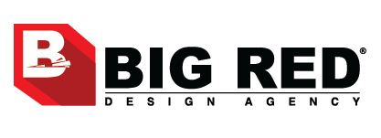 Big Red Design Agency Logo
